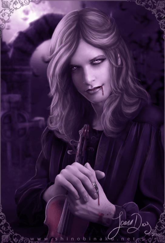 dans fond ecran vampire male 8eca13b3